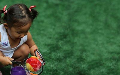 🇬🇧 BABY TENNIS